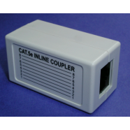 Cat 5E coupler / splice for cat 5e cables
