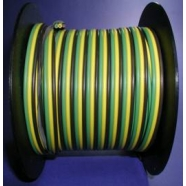 Bonded parallel wire, 16ga, 3 cond. 100 foot roll, #BP163