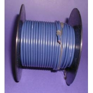 Primary wire, 18 ga, blue. 100 foot roll, #PC18BLU-C