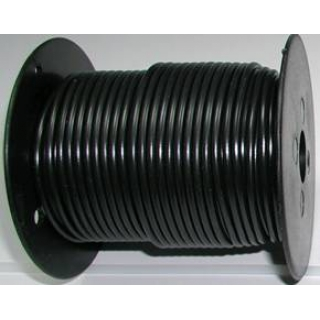 Primary wire, 12 ga black, 100 foot roll, #PC12BLK-C