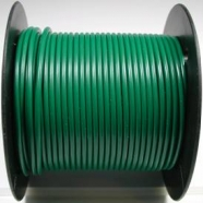 Primary wire, 18 ga. green, 100 foot roll, # PC18GRN-C